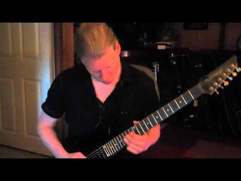 Jeff Loomis Records Sitar Sounds with JTV-89   Line 6
