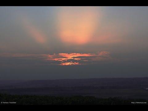 Dwa zachody - Two Sunsets