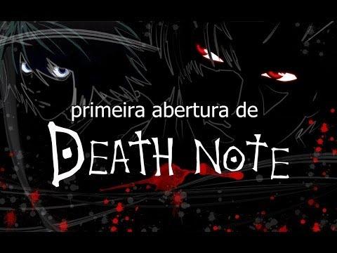 Baixar 1ª opining de Death Note (abertura completa)
