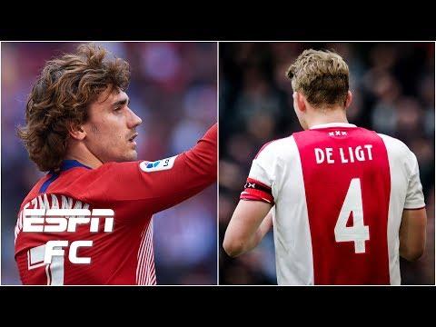 Rebuilding Barcelona: The latest on Griezmann and de Ligt joining Frenkie de Jong at Barca | ESPN FC