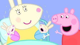 Peppa Pig Official Channel | Peppa Pig, Robbie and Rosie Rabbit!