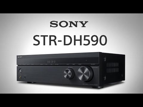 Sony STR-DH590 5.2 Channel Home Theatre AV Receiver