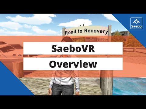 SaeboVR Overview by Claire (Virtual Assistant)