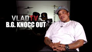 B.G. Knocc Out: I Never Saw MC Ren Around Ruthless Records