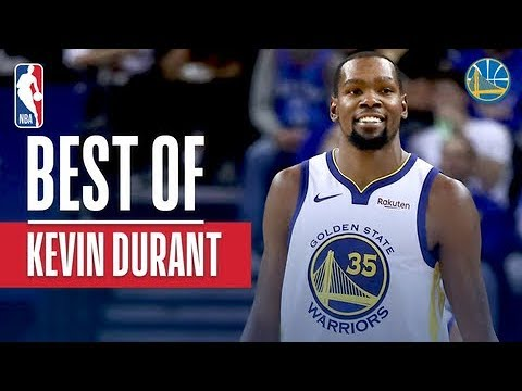 Best of Kevin Durant So Far This Season