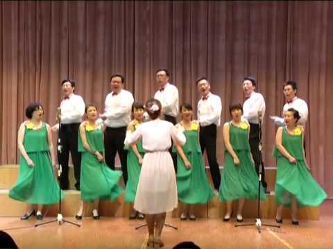 中国青年政治学院第二届歌咏比赛-南屏晚钟