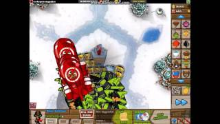 BTD5 - Deflation HIGHEST ROUND EVER! - Music Videos