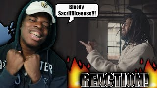 Dreamville - Sacrifices REACTION ft. EARTHGANG, J. Cole, Smino, Saba (Official Video)
