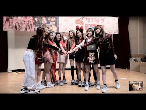 [20190303] 체리블렛(Cherry Bullet) 마지막 팬사인회 Last Fan Signing Event - 팬사인회 마무리 + Q&A + 생일 및 활동 마무리 소감