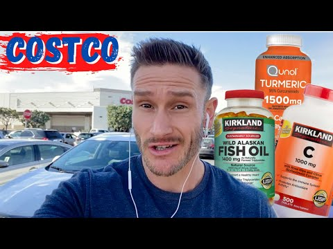 Costco Vitamin & Supplements - What is a WASTE of $ (Turmeric, Fish Oil, etc)?