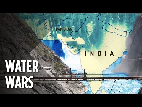 Water conflict: India and Pakistan
