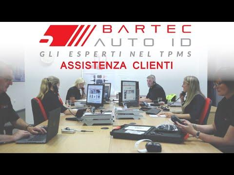Bartec Auto ID Assistenza Clienti Italiano