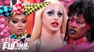 Watch Act 1 of S5 E8 💅 Clap Back! | RuPaul's Drag Race All Stars