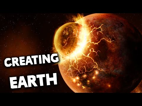 Realistically Creating Earth in Universe Sandbox 2!