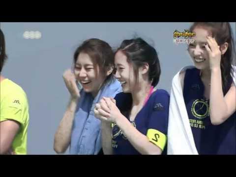 Funny Video ♣BIGBANG(SEUNGRI)+Tara(Hyomin) vs After School(Lizzy)+SJ(Eun hyuk)♣