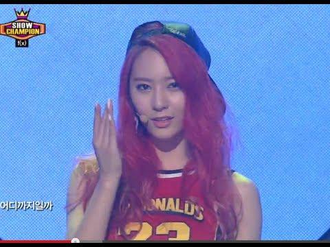 f(x) - Airplane, 에프엑스 - 에어플레인, Show Champion 20130731