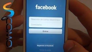 Cómo instalar Facebook en iPhone