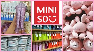 Miniso Store Tour & Vlog Mumbai | cute & Affordable Shopping