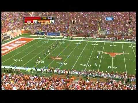 #19 Texas vs Iowa State 2010