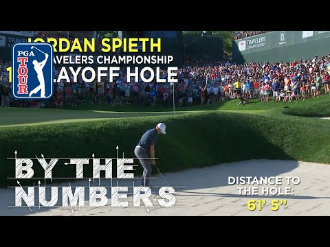 By the Numbers: Jordan Spieth