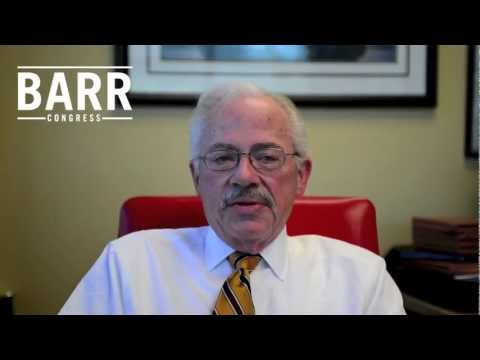 Bob Barr is Running for Congress from the 11th Congressional District