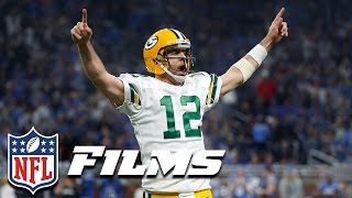 Aaron Rodgers Battles Matthew Stafford for the NFC North Title (Week 17) | NFL Turning Point