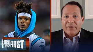 Will Cam Newton be able to handle criticism from Bill Belichick? | NFL | FIRST THINGS FIRST