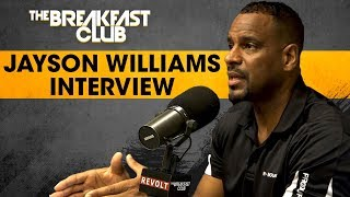 Jayson Williams Opens Up About Alcoholism, Addiction & NBA All-Stars