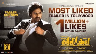 Vakeel Saab Trailer Movie Trailer