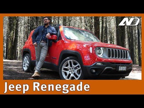 """Jeep Renegade - ¿Un artículo de moda más"""" - Reseña"""