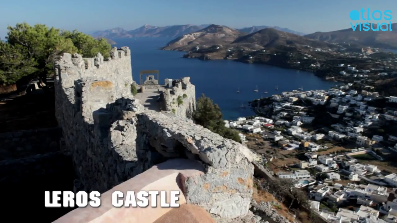 Leros Kastro Medieval Castle