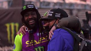 Supercross Yamaha Beyond The Gate - Episode 8