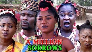 """New Hit Movie """"A MILLION SORROWS"""" Season 3&4 - (Destiny Etiko) 2019 Latest Nollywood Epic Movie"""