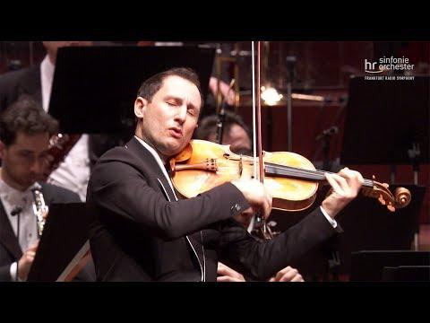 Walton: Bratschenkonzert ∙ hr-Sinfonieorchester ∙ Antoine Tamestit ∙ Manfred Honeck