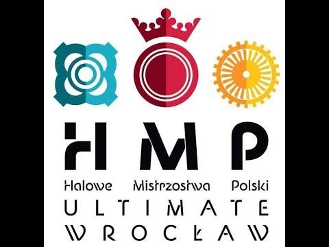 Halowe Mistrzostwa Polski Ultimate 1.03.2020