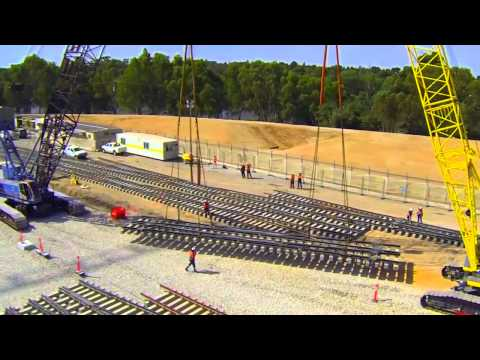 Rail Revitalisation Project - Adelaide Yard Works (DPTI)