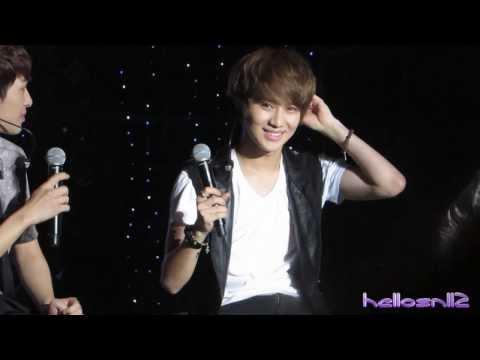 130804 SHINee Taemin - Dancing Machine@2013 SHINee Festival Tour In Taipei