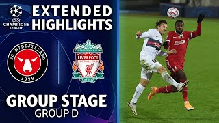 Midtjylland vs. Liverpool: Extended Highlights | UCL on CBS Sports