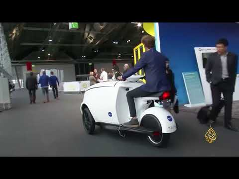 هذا الصباح- معرض فرانكفورت الدولي للسيارات