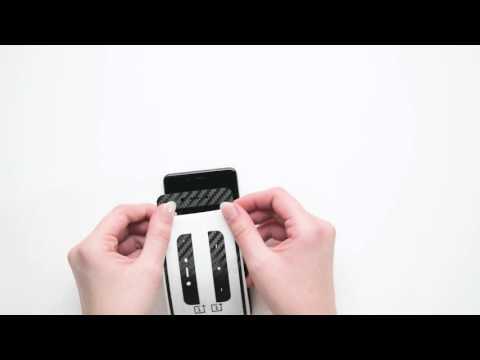 Slickwraps One Plus X Installation Video