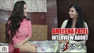 Interview: Ameesha Patel on Aakatayi Telugu movie..