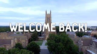 Welcome Back Duke Students! video