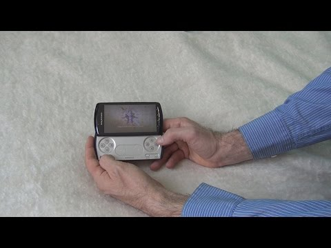 Sony Ericsson Xperia PLAY R800i Mobile Phone review in 3D