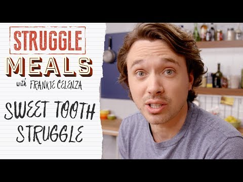 Satisfying Your Sweet Tooth At Home | Struggle Meals