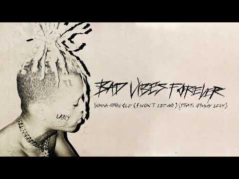 XXXTENTACION feat. Jimmy Levy - wanna grow old (i won't let go) (Audio)