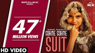 Sohne Sohne Suit – Nimrat Khaira Video HD