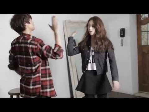 130130 f(x) Sulli Krystal and SHINee Minho High Cut BTS Vol.94
