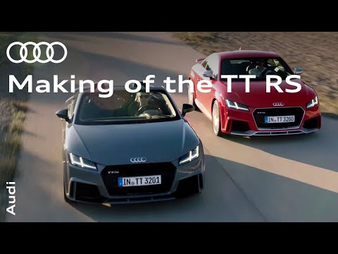 Audi TT RS 2016: The making of the ultimate TT RS