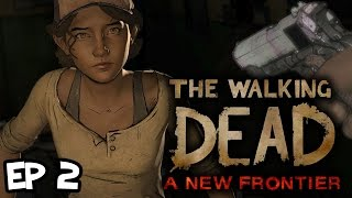 The Walking Dead - A New Frontier - CLEM'S SECRET - Episode 2: FULL GAMEPLAY