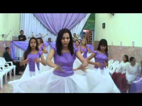 ministerio de coreografia essencia da adoração(vale de ossos secos tema)